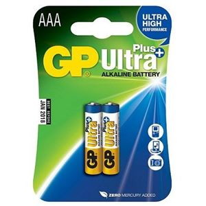 Baterie BP AAA Ultra Plus 1,5 V 2 Ks