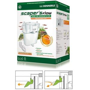 DENNERLE NANO EXTERNAL FILTER, 30-120 l