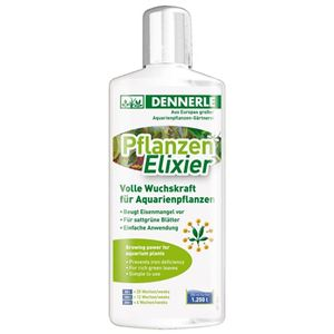 Dennerle Pflanzenelixier 250ml - 1250 l