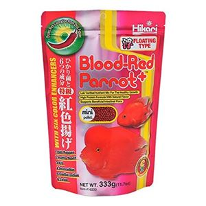 HIKARI Blood-red Parrot Plus Medium 333 g